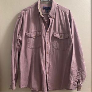 Susquehanna Trail Men's XL button up shirt